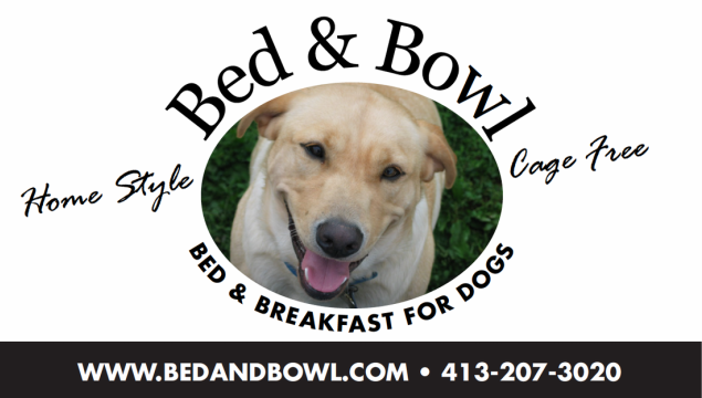 Bed and Bowl <br />Home Style Bed & Breakfast for Dogs